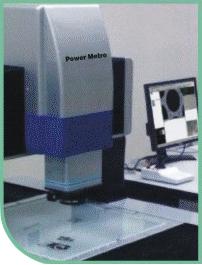 三坐标测量仪细节图