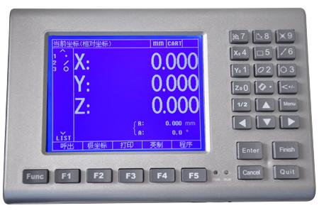 DP300B数显箱